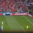 Ivan Perisic VIDEO gol Repubblica Ceca-Croazia 0-1