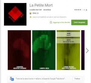La petite mort, app per simulare il piacere femminile. A due euro..