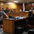 YOUTUBE Oscar Pistorius in Tribunale senza protesi FOTO 7
