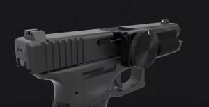 YOUTUBE Zore-X, pistola si potrà usare solo con un pin