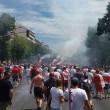 Ucraina-Polonia, scontri a Marsiglia tra ultras e polizia: arresti