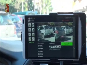 VIDEO YOUTUBE Safety Car, un lettore istantaneo delle targhe contro furti auto