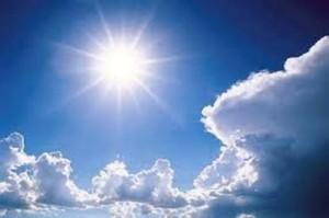 Meteo: da martedì 21 giugno arriva il caldo, con temporali in agguato