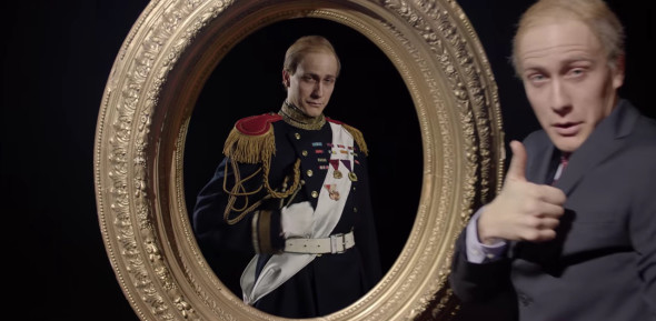 VIDEO YOUTUBE Putin Putout, la satira su #TheMockingbirdMan 8