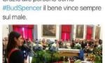 """Bud Spencer, Virginia Raggi: """"Grazie a persone come lui il bene vince sempre sul male"""""""