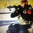 VIDEO YOUTUBE Isis trema: torna il Rambo d'Iraq Abu Azrael 8