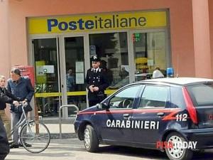 Domenico Palazzo rapina la Posta per sfamare il cane: condanna a 8 mesi