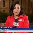 VIDEO YOUTUBE Reporter ignora signora e lei...la picchia 2