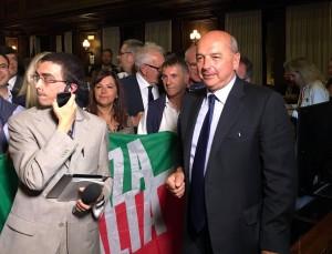 Ballottaggi Trieste 2016, Roberto Dipiazza sindaco