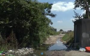 Giugliano, sgomberato campo rom: via anche 200 bambini