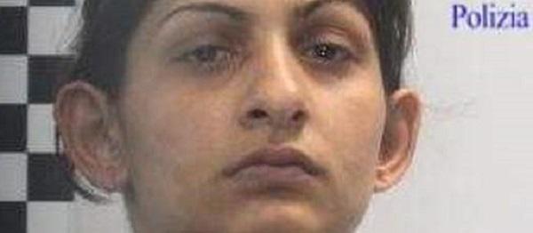 Roma, arrestata la rom super ricercata: aveva 30 condanne