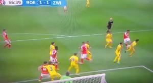Guarda la versione ingrandita di Romania-Svizzera 1-1: gol di Mehmedi VIDEO Euro 2016