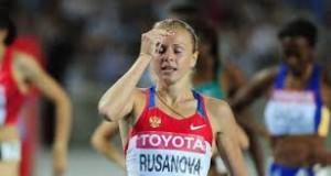 Guarda la versione ingrandita di Rio 2016 senza Russia: Yulia Rusanova, l'atleta che ha denunciato