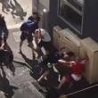 VIDEO YOUTUBE Dieci tifosi russi massacrano di botte inglese 02