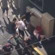 VIDEO YOUTUBE Dieci tifosi russi massacrano di botte inglese 03