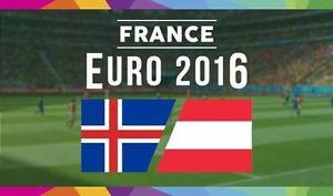 Islanda-Austria streaming e diretta tv, dove vederla