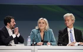 Brexit, da Le Pen a Salvini è effetto domino nel resto d'Europa