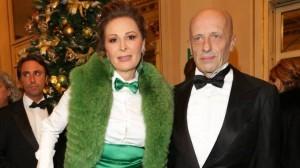 Guarda la versione ingrandita di Santanchè e Alessandro Sallusti: ora litigano per Mia