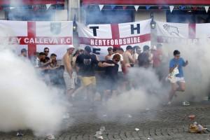 Euro 2016, Uefa apre procedura contro Russia per scontri Marsiglia