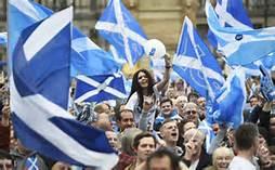 Manifestazione pro indipendenza