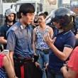 Sesto Fiorentino, lavoratori cinesi in rivolta contro i controlli: cariche e feriti5
