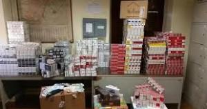 Sigarette illegali da Bielorussia: oltre 600mln l'anno in Italia