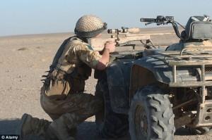 GB: 10mila soldati hanno contratto malattie s******i in servizio