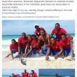 Squalo muore…per un selfie fuori dall'acqua