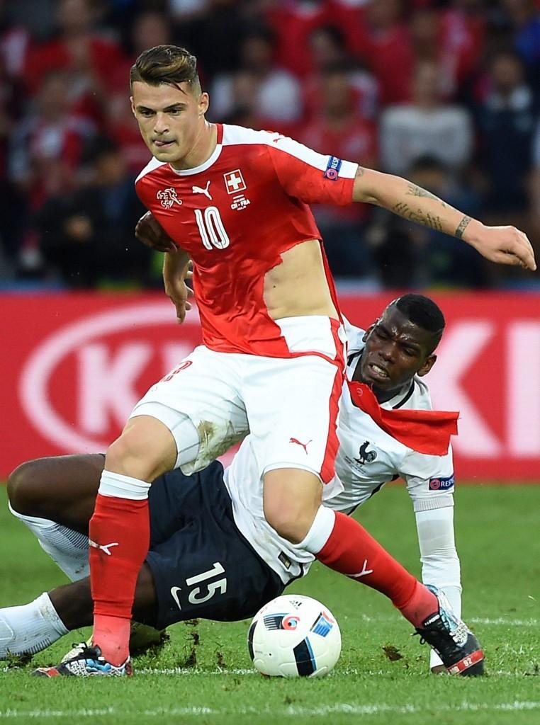 Svizzera-Francia 0-0. Video highlights, foto: Pogba traversa_4