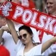 """Erjona Sulejmani (moglie di Dzemaili) e le altre: il """"bello"""" di Svizzera-Polonia FOTO"""