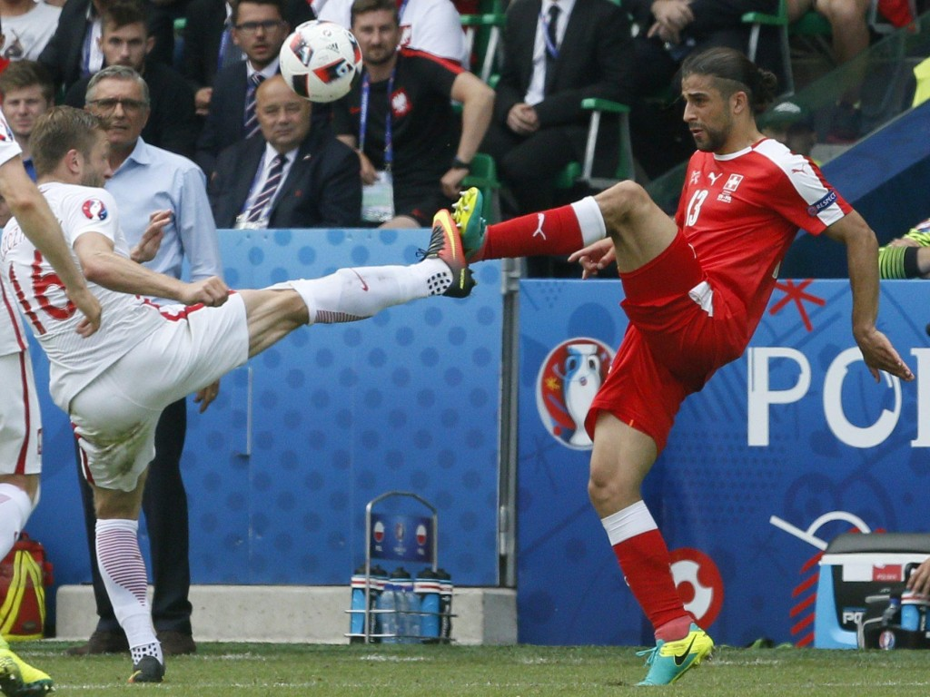 Svizzera-Polonia video gol highlights foto pagelle_10