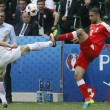 Svizzera-Polonia video gol highlights foto pagelle_10