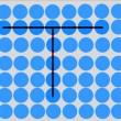 Test dei puntini: soluzione 05