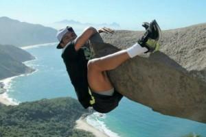Thiago Silva, FOTO nel vuoto o effetto ottico2