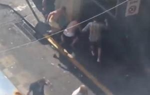 VIDEO YOUTUBE Dieci tifosi russi massacrano di botte inglese