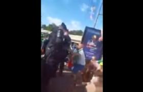 YOUTUBE Tifosi Irlanda cantano per polizia francese e…