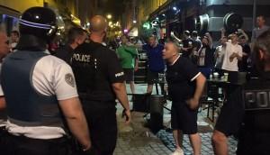 Guarda la versione ingrandita di YOUTUBE Marsiglia, tifosi inglesi: