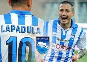 Guarda la versione ingrandita di Trapani-Pescara, streaming-diretta tv: dove vedere playoff Serie B (Lapadula nella foto Ansa)