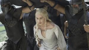 Guarda la versione ingrandita di Game of Thrones, ultima puntata Trono di Spade: sangue, fuoco... (foto Ansa)