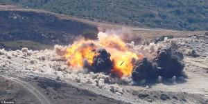 Guarda la versione ingrandita di Turchia, più grande esercitazione militare di sempre con…