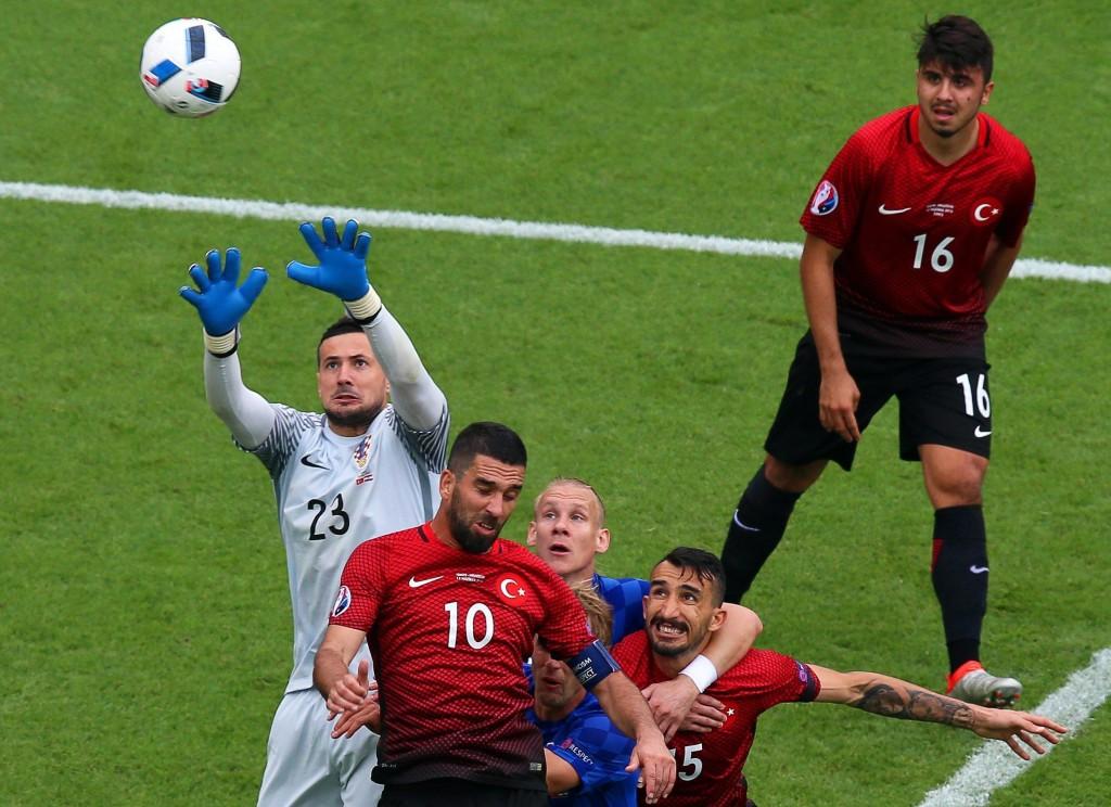 Turchia-Croazia 0-1. Video gol highlights e foto_1