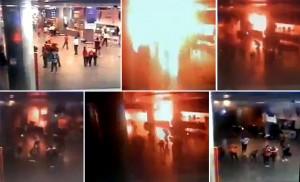 Attentato Istanbul: kamikaze colpito si fa esplodere17