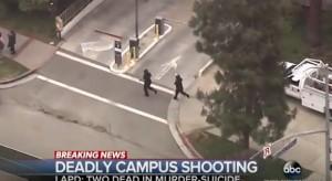 VIDEO YOUTUBE Los Angeles, sparatoria in università: 2 morti