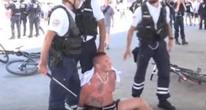 Ucraina-Polonia, scontri a Marsiglia tra ultras e polizia FOTO VIDEO