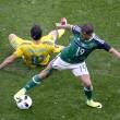 Ucraina-Irlanda del Nord sospesa per grandine FOTO_1