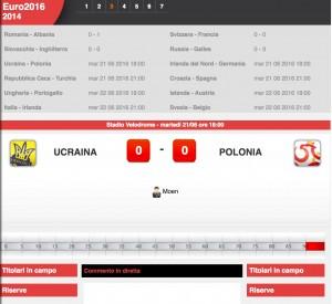 Ucraina-Polonia: diretta live Euro 2016 su Blitz. Formazioni