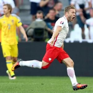 Ucraina-Polonia 0-1. Video gol highlights, foto