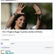 """""""Virginia Raggi rettiliano"""", folli teorie del complotto"""