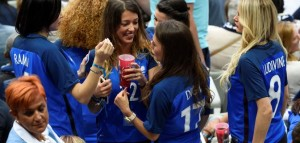 Euro 2016, Wags di Francia: 15mila euro al giorno per spostarsi...