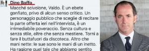 """""""Luca Zaia è un..."""" Dino Boffo applica il """"metodo Boffo"""""""